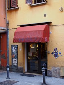 Pasta Fresca Naldi op de Via dell Pratello